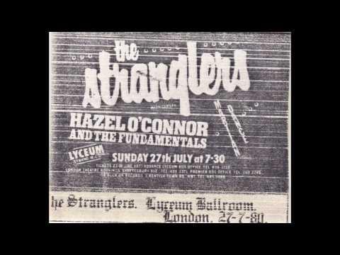 The Stranglers -  Lyceum Ballroon London - 27.07.80