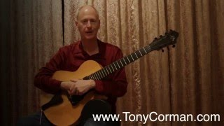 what is m3 guitar? - with tony corman