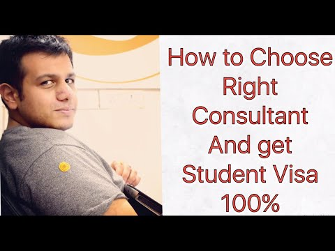 Student Visa :- Choose your consultant wisely | apply 2018 intake | Study visa Guidance