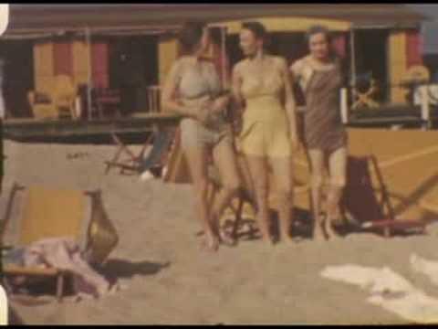 8mm Film Restored 1939-1940