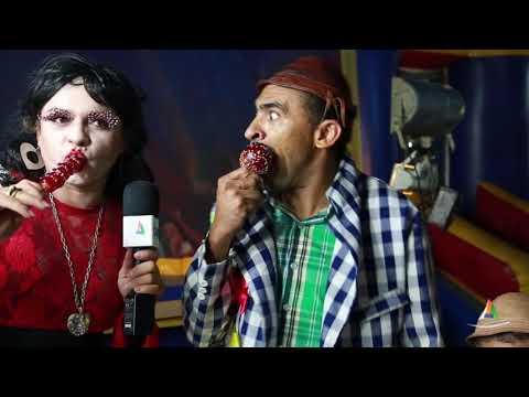 Assista o último capitulo de MC Karrepeta no parque de diversões e seu convidado matuto e seu filho medroso