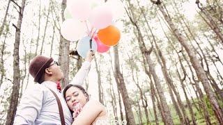 PREWEDDING SURABAYA » Pemotretan Foto Pre wedding Casual Lucu dan Unik di Alam