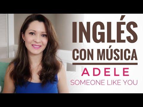 Aprender Inglés con Música / Alguien Como Tú