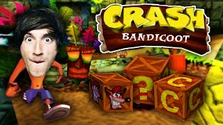 PRIMER CRASH BANDICOOT - [LuzuGames]