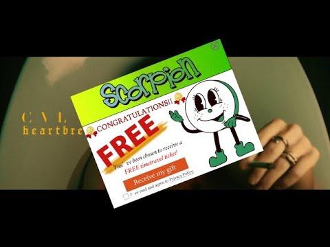 CVLTE - heartbreak. (Official Music Video)