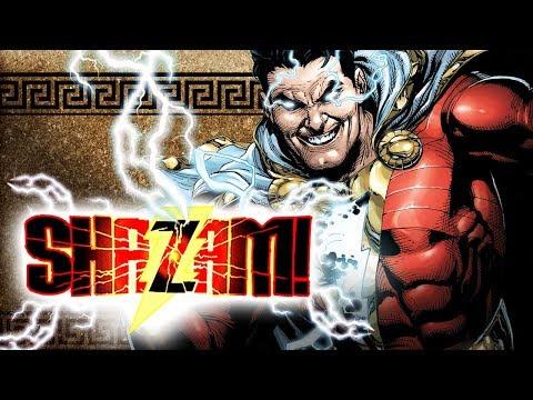 SHAZAM! Le CAPTAIN MARVEL de DC COMICS