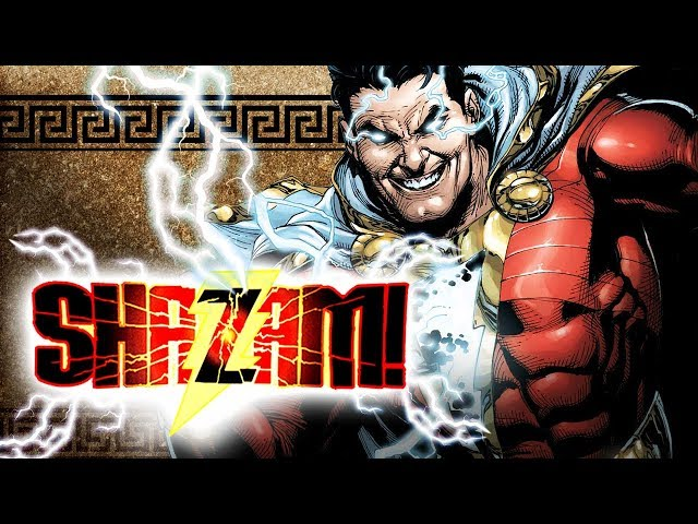 Le CAPTAIN MARVEL de DC COMICS : SHAZAM !