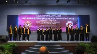 APC 2013 JKN KEDAH - Slot KOIR JKN Kedah - Lagu Gembira & Kurik Kundi