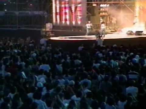 PUFFY - Asia No Junshin live 96