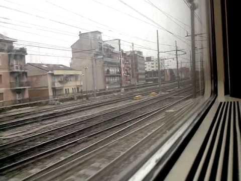 Da milano porta garibaldi con il treno icn 795 youtube - Treno milano porta garibaldi bergamo ...