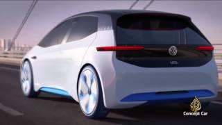 حياة ذكية-فولكس فاجن تقتحم سوق السيارات الذكية