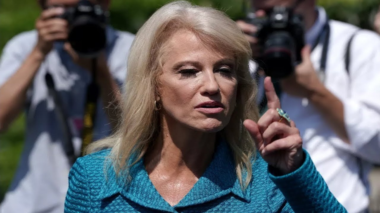 RABID REPORTERS: Kellyanne Conway Leave s the Liberal Media SPEECHLESS at Press Conference