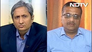 Prime Time With Ravish - I am Not Incompetent; I do so Much That You Get Intimidated: Ashok Khemka