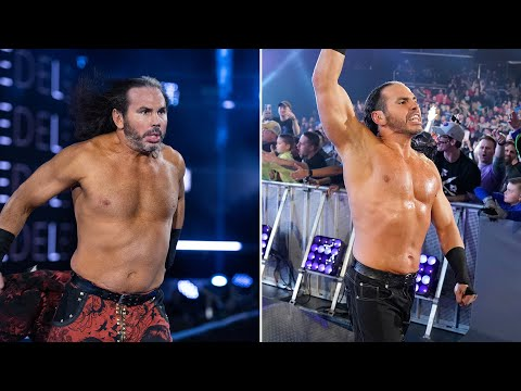 How Matt Hardy got in amazing shape
