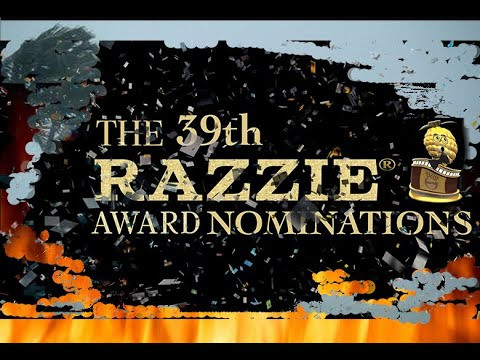 39th Razzie® Award Nominations! Mp3