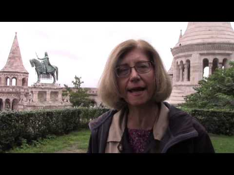 History Comes Alive with Professor Carol at Castle Hill in Budapest