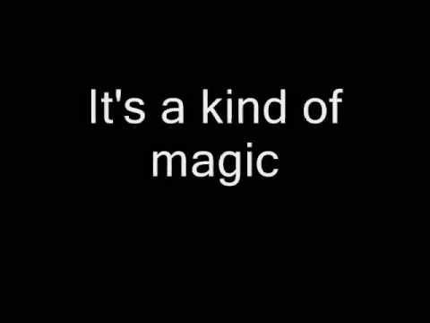 Queen - A Kind Of 'A Kind Of Magic' (Lyrics)