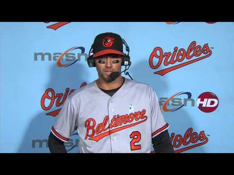 J.J. Hardy talks about his performance against the Blue Jays