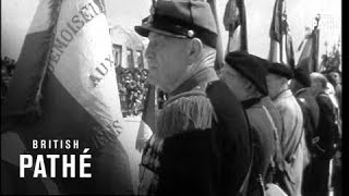 Celebrations For 50th Anniversary Of Battle Of Verdun AKA 50th Anniversary Of Verdun (1966)