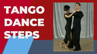 Download Video Tango dance steps - Tango basic steps for beginners MP3 3GP MP4
