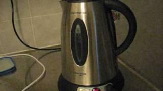 Brewing Guan Yin Wang (Swedish)