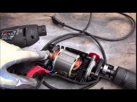 How to disemble electric drill and find the error issue - YouTube Corded Drill Wiring Diagram on power tool wiring diagram, soldering iron wiring diagram, cable tester wiring diagram, air compressor wiring diagram, headphone wiring diagram, corded drill safety,