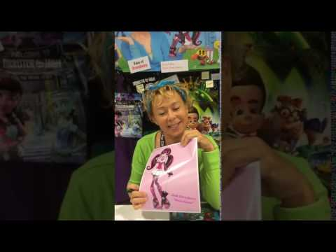 Debi Derryberry Doing Jimmy Neutron And Draculaura's Voice