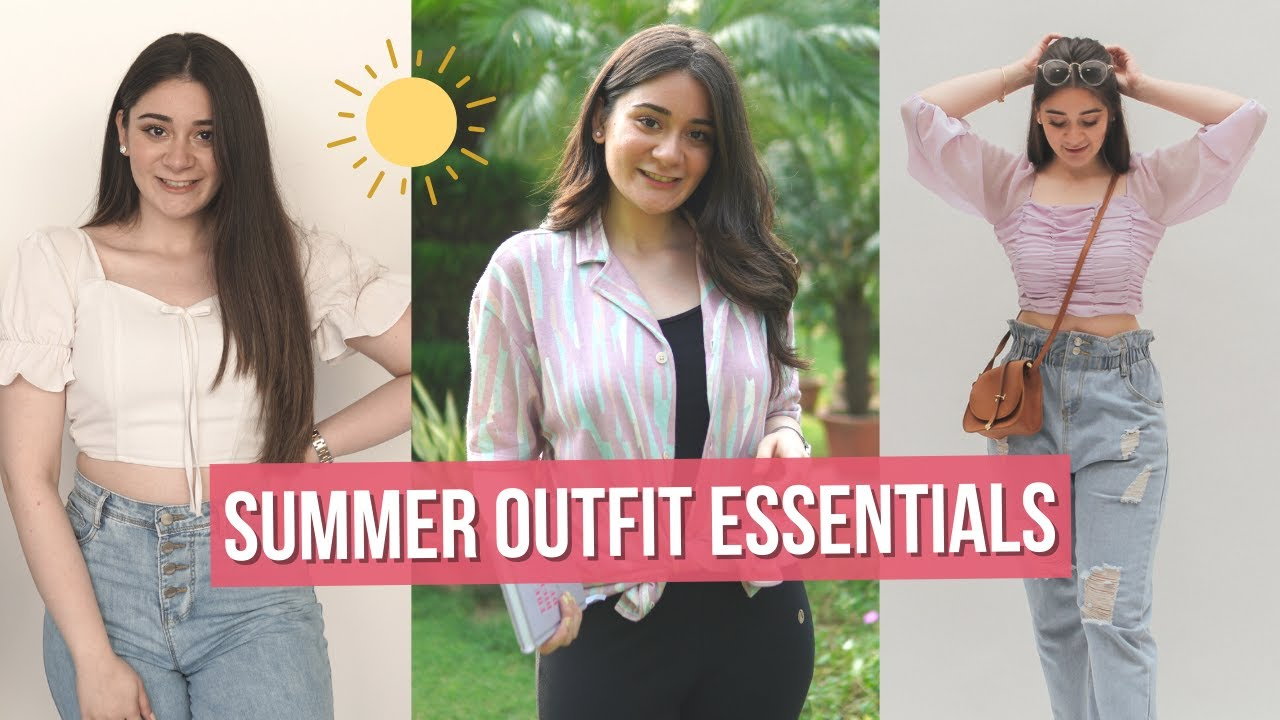 Casual Summer Outfit Essentials