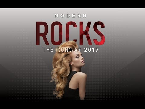 Modern Rocks The Runway Hair Show 2017