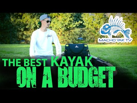 The Best kayak on a budget!