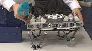 Смотреть видео Новости Санкт-Петербург, робот