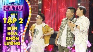 Sàn đấu ca từ 3 | Tập 2 vòng 4: Huỳnh Lập thất vọng toàn tập với đồng đội của mình