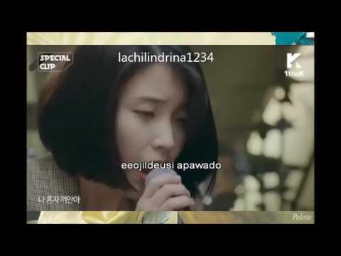 Dear Name(이름에게) - IU( 아이유) l Karaoke(노래방) l instrumental l track