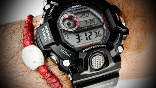 Casio G Shock Rangeman Military Watch GW9400