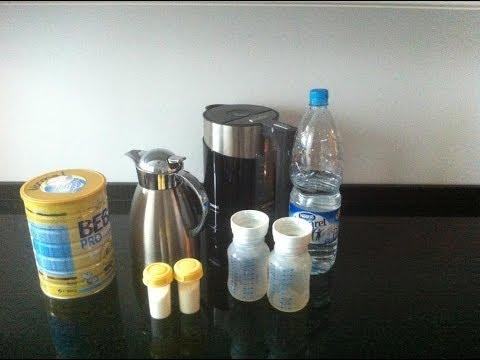 Baby Tip - Babyflaschen schnell, einfach und hygienisch zubereiten
