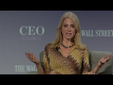 Conway: Trump Campaign About 'Equality of Opportunity'