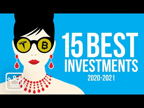 15 BEST INVESTMENTS of 2020-2021
