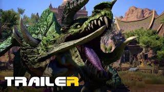 The Elder Scrolls Online: Elsweyr | Ярость дракона