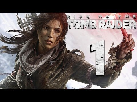 Прохождение Rise of the Tomb Raider (2015) — DLC Баба Яга