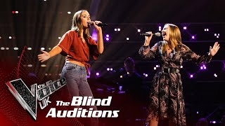 Katie & Aoife's 'Chiquitita'   Blind Auditions   The Voice UK 2020