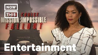 Angela Bassett Wants More Women Of Color To Get Hollywood Roles | NowThis