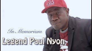 Legend Paul Nyon - Wasi Bate ( Young Cosje )