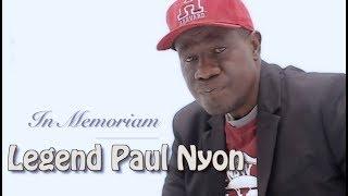 Legend Paul Nyon - Wasi Bate ( Young Cosje )