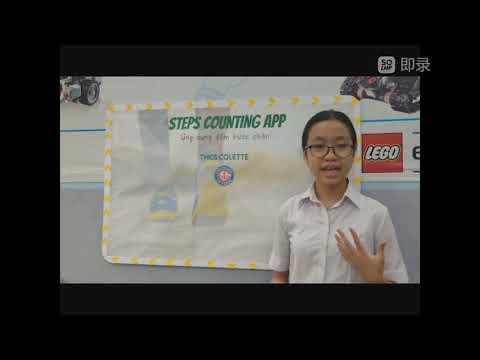 B009 - Ứng dụng đếm bước chân - Steps counting app
