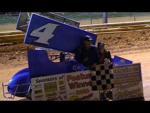Virginia Sprint Series @ Natural Bridge Speedway 4 14 18