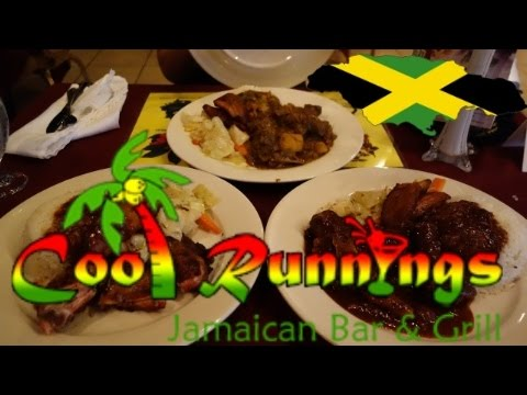 The Best Jerk Chicken In Houston Cool Runnings Jamaican Bar Grill