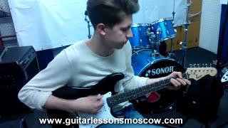 Ozzy Osbourne - Dreamer (Guitar Cover) Уроки Игры На Гитаре В Москве(http://guitarlessonsmoscow.com/ Научитесь играть ваши любимые песни на наших уроках в Москве. Перейдите на сайт об уроках,..., 2016-06-24T18:16:59.000Z)