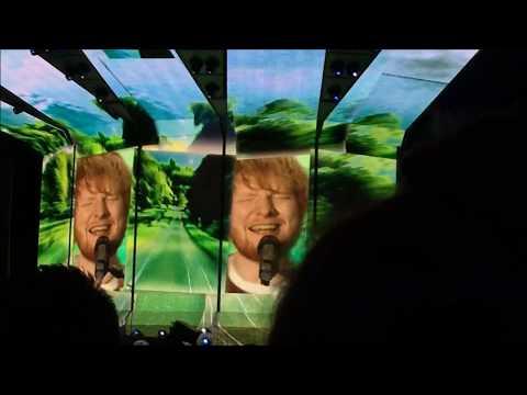 Ed Sheeran / Divide Tour / Chicago / 10-4-18