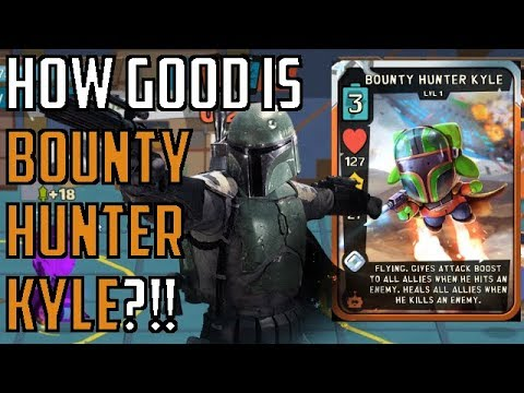 How good is Bounty Hunter Kyle?! - South Park Phone Destroyer