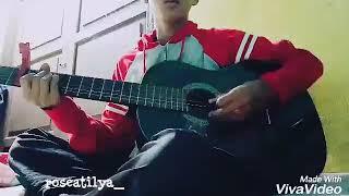 Gambar cover -fieya julia perasaanku cover with lyrics